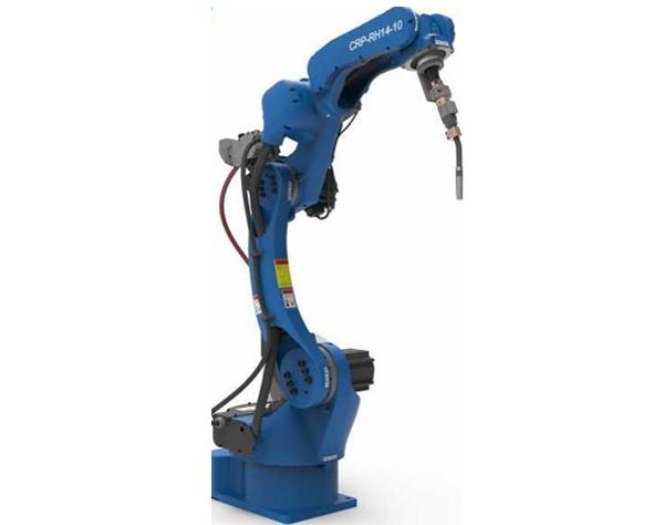 如何处理焊接机器人的维护环节?